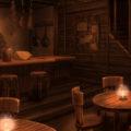 中世ヨーロッパ風酒場