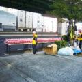 第4回大阪マラソン・必死のパッチで応援 その1