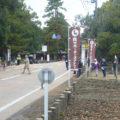 奈良マラソン2014・必死のパッチで応援