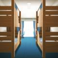 学校の寮・4人部屋